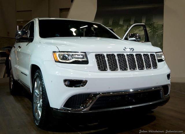 2013 Washington Auto Show - Upper Concourse - Jeep 1