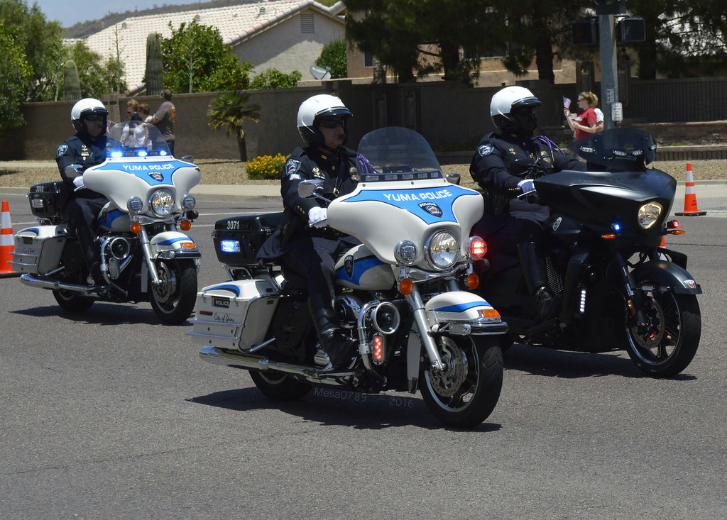 Harley Davidson Arizona >> Yuma Arizona Police Harley Davidson Motorcycles Phoenix P