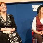 Frances Hardinge & Sarah Perry   Two talented authors discuss their novels, both set at a time when science clashed with religion © Alan McCredie