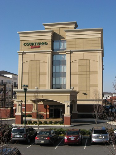 Courtyard by Marriott Reading-Wyomissing | by The Promenade at Wyomissing Square