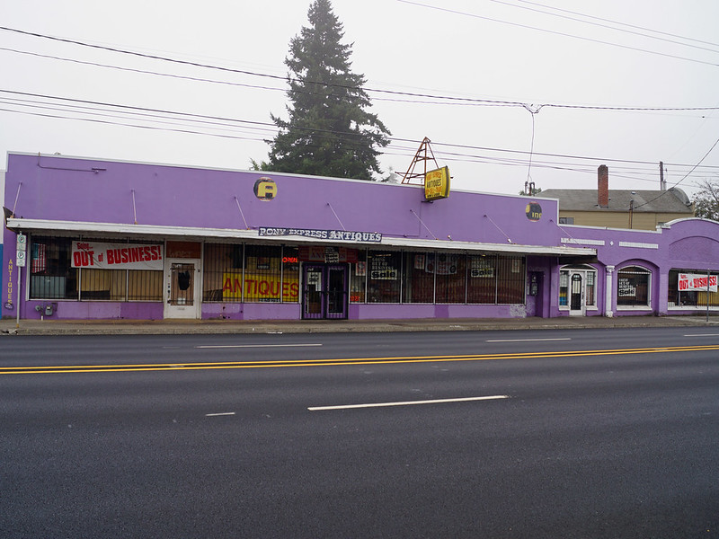 Pony Express 6712 Northeast Sandy Boulevard Portland, OR 97213