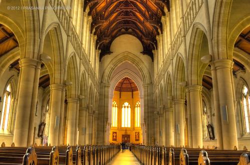 church canon landscape photography cathedral australia victoria catherdral hdr bendigo 60d