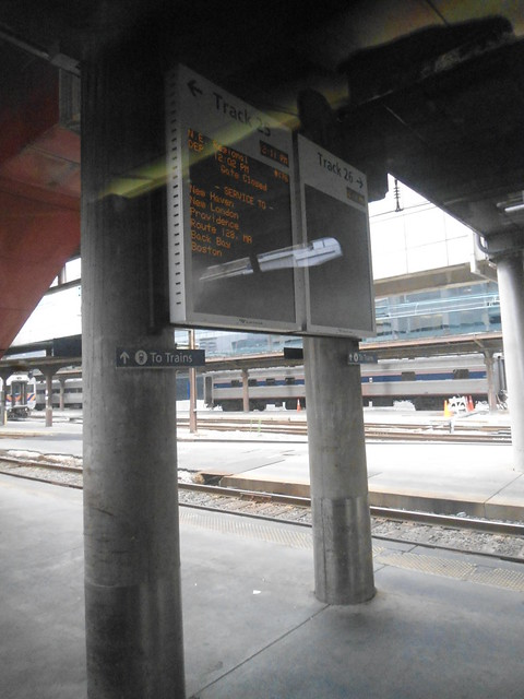 Andén/Platform, Union Station, Washington DC, USA 2012 - www.meEncantaViajar.com