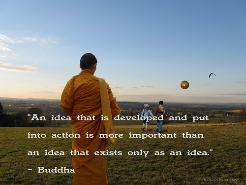 Buddha Quote 61 | by h.koppdelaney