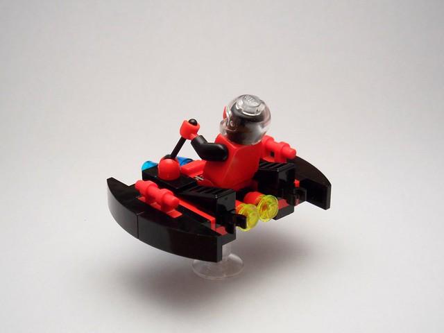 Spyrius 7049 (With Spyrius Droid - Back)