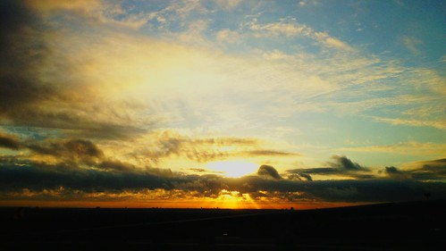 morning bridge sun sanantonio sunrise sunrays iphone iphone4s i10410loop