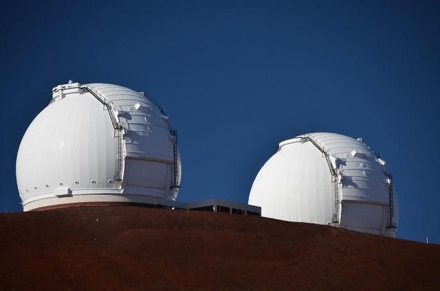Observatories at Mauna Kea (DSC_4272)