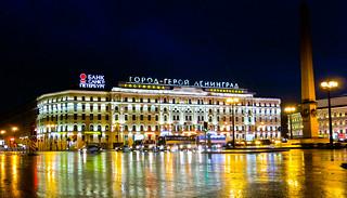 IMG_1188 Saint Petersburg, Russia   by Ninara