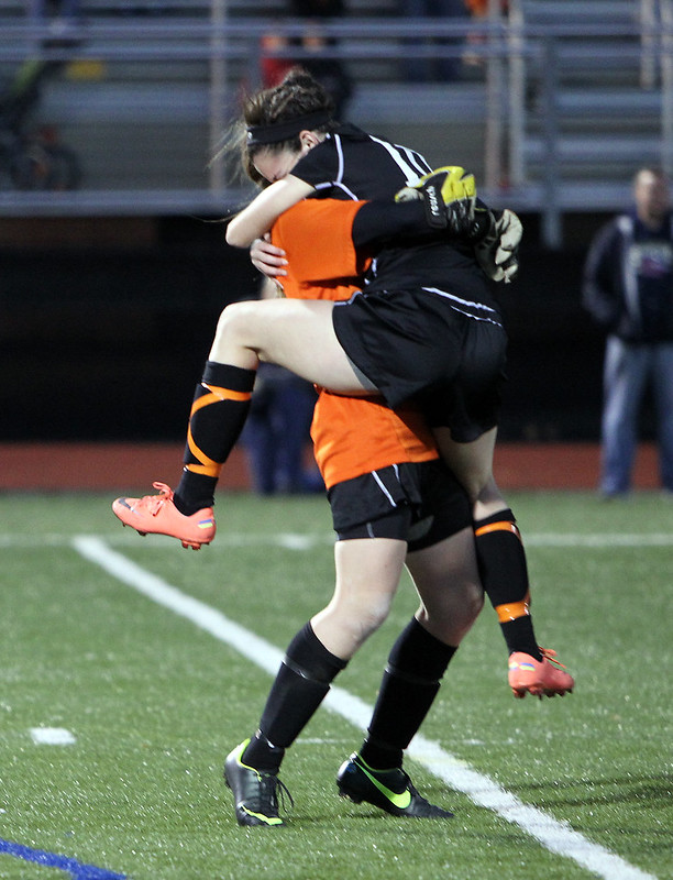 Beverly Girls Soccer Win North Title