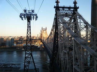 Queensboro Bridge from the Tramway | by Preetha & James