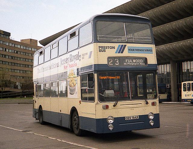 Preston 164 (OBV164X)