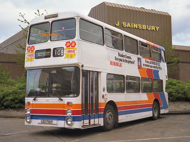 Stagecoach Ribble 1451 (LEO736Y)