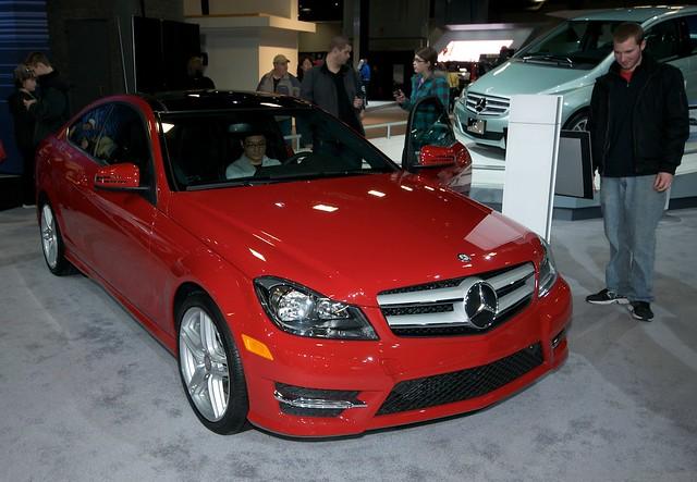 2013 Washington Auto Show - Lower Concourse - Mercedes-Benz 6