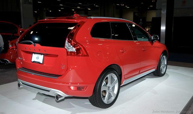 2013 Washington Auto Show - Lower Concourse - Volvo 7