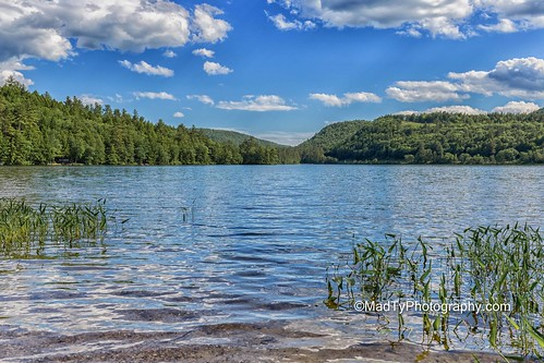 newhampshire crystallake eaton eatonnh nh eatoncenter crystal lake mountains water reflections canon canoneos6d canonef1635f4lis 1635 blue clouds newengland newenglandcolor ngc