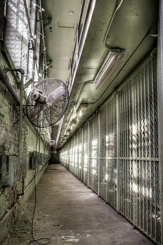 Maximum Security Cell Block | by ep_jhu