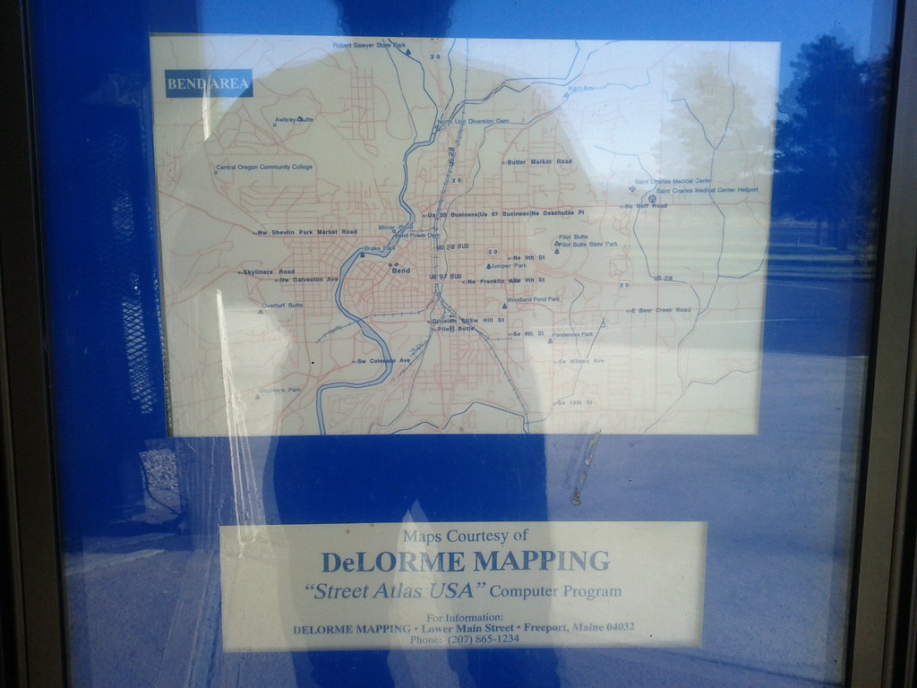 Delorme Mapping on