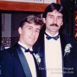 Shirley's wedding 1985
