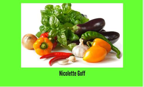 nicki goff book