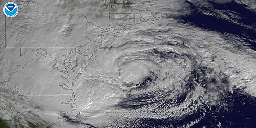 Responding to Hurricane Sandy | by NOAA's National Ocean Service