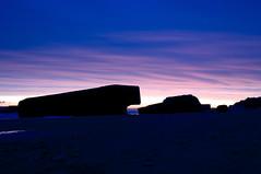 Vigsø bunkers at Sunrise