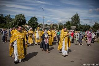 Литургия в Ильинском соборе 640