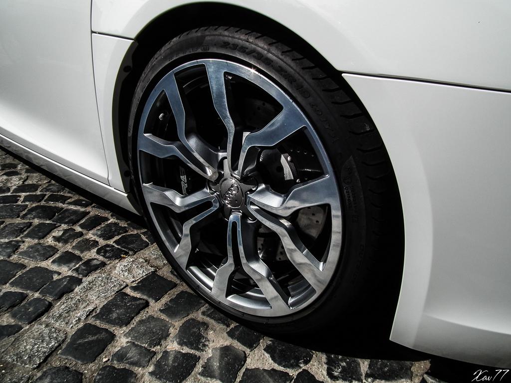 Jante Audi R8 Jante D Audi R8 Cabriolet Pris Sur La Place Flickr