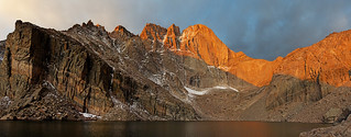 Chasm Lake & Longs Peak ~ Rocky Mountain National Park | by Dusty J