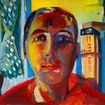 oil on canvas 51x61cm