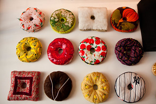 Doughnut pillows 1 | by alanosaur