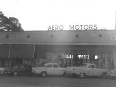 Murray Street 142 c1950 Aero Motors