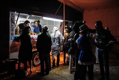Velación del Día de Muertos 2012  ( Day of the Dead )   - Chiautla de Tapia  - Puebla - México