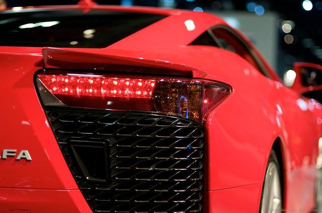 2013 Washington Auto Show - Lower Concourse - Lexus 2