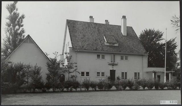 Woonhuis De Boogerd 's Gravenweg 69 vd Mandele