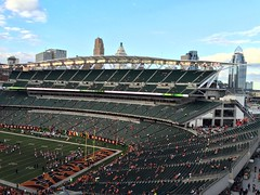 Tonight's site for football. #nfl @bengals @colts #ratherbewatchingville