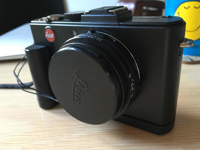 So I may have treated myself... #Leica #dlux5