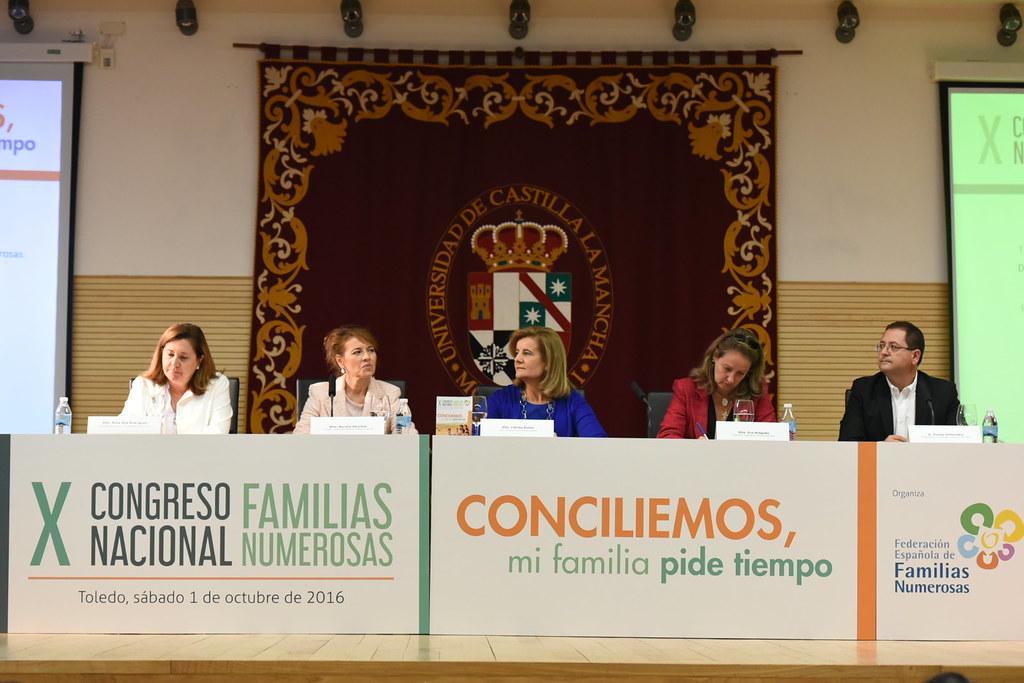 X Congreso Nacional de Familias Numerosas TOLEDO 1 de