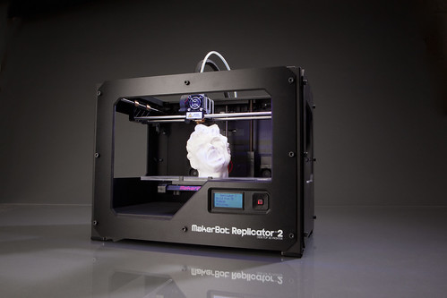 Makerbot Industries - Replicator 2 - 3D-printer 08 | by Creative Tools