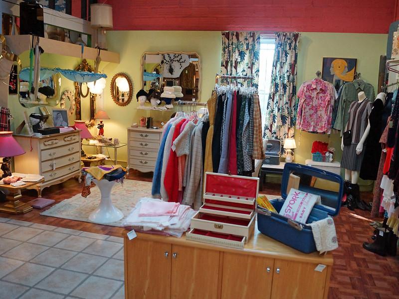 Hawthorne Vintage 4722 Southeast Hawthorne Boulevard Portland, OR  97215
