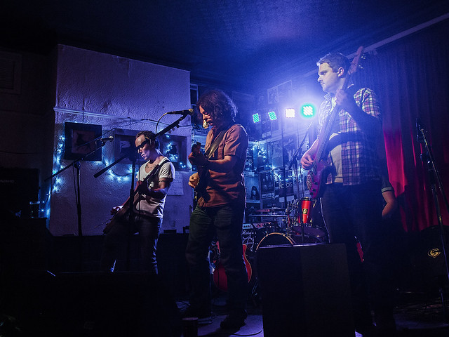 Calder McLaughlin Band Live @ The Donkey Oct 2012