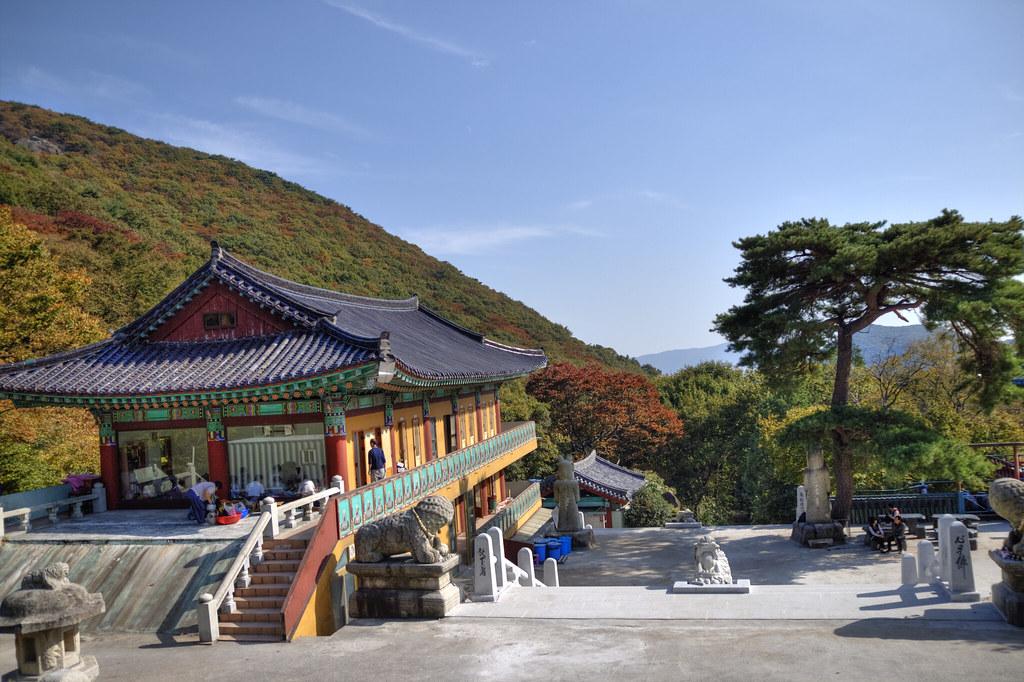 busan beomosa temple