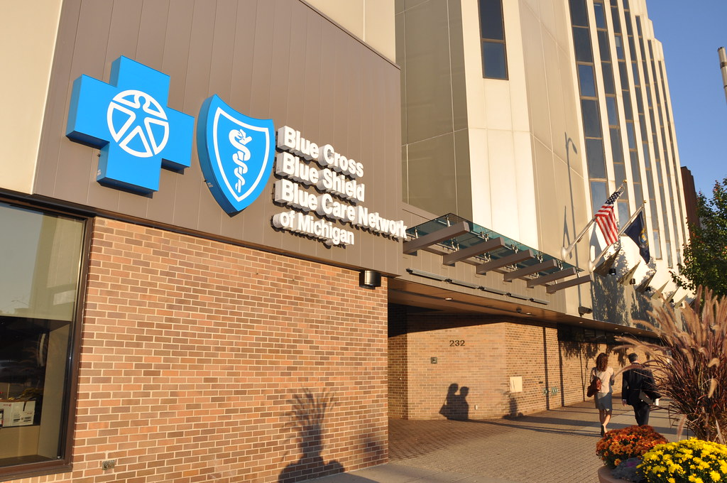 Blue Cross Blue Shield of Michigan | BCBSM's offices on Capi