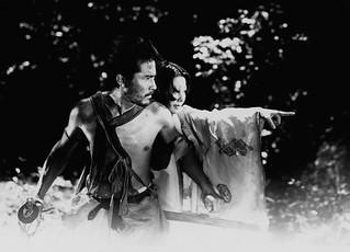Rashomon (1950) | by japanesefilmarchive