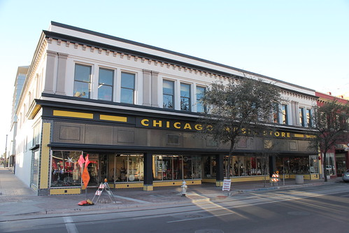 j c penney chicago music store block tucson az flickr. Black Bedroom Furniture Sets. Home Design Ideas