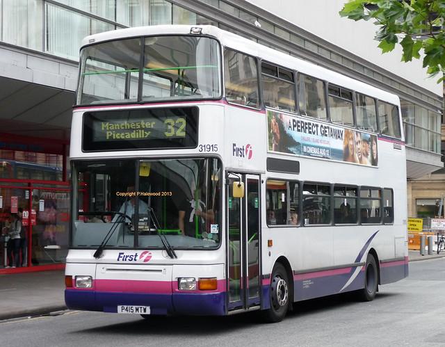 First Manchester 31915 (P415MTW)