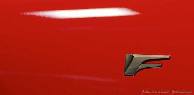 2013 Washington Auto Show - Lower Concourse - Lexus 7