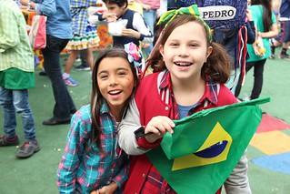 Copa Junina - 4º e 5º MANHÃ (jun/2018)