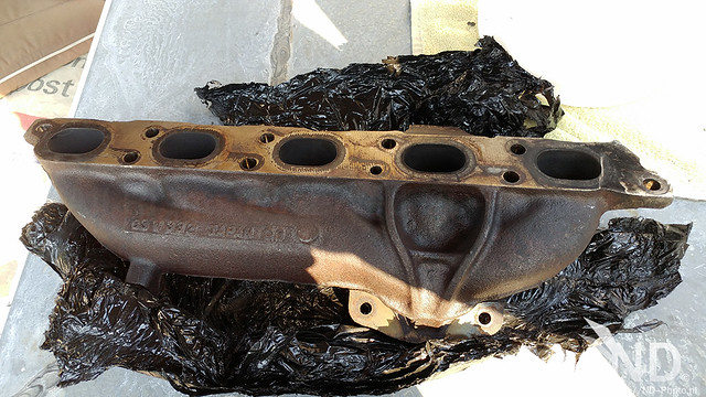Volvo S80 Uprated Exhaust Manifold 30637921