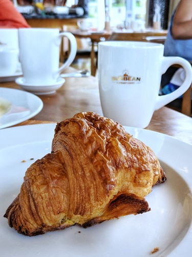 Croissant For Breakfast | by fooddrifter