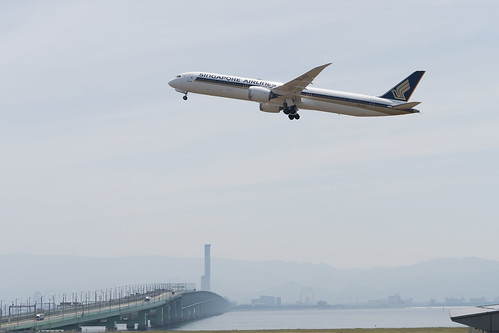 Singapore Airlines Boeing 787-10 | by kuni4400